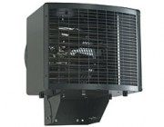 Aérotherme électrique Inox - Gamme de 6 appareils de 4,5 à 24 KW