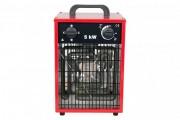 Aérotherme mobile 5 kW - Chauffage mobile électrique 5 kW  3x400V