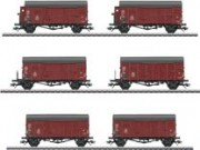 Affich. avec 20 wagons march.OPPELN.' - 247498-62