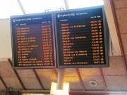 Affichage pour gare routière - De 5 à 16 lignes d'affichage LED