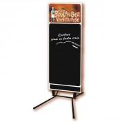 Affichage stop trottoir pour boulangerie - Dimensions (cm) : 60 x 156