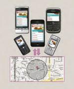 Agence créatrice de sites web pour mobile - Inclus : Achat - Gestion du nom de domaine - Hébergement du site mobile