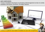 Agence de rénovation intérieure et travaux de décoration