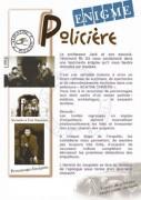 Agence Spécialiste événementiel - Enigme policière