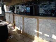 Agencement bar comptoir - Conception et agencement bar comptoir