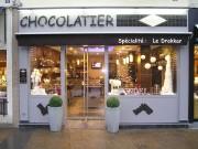 Agencement chocolaterie - Etude, conception et installation