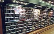 Agencement d'un linéaire parfumerie - Conception et réalisation d'un linéaire parfumerie