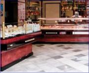 Agencement de boucherie - Réalisation vitrine et mobilier pour boucherie