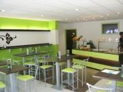 Agencement de restaurant rapide - Conception et la décoration de restaurant