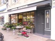 Agencement magasin de fleurs - Commerce de fleurs