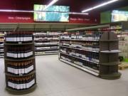 Agencement supermarché