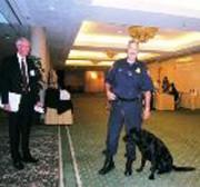 Agent de surveillance - Conducteurs de chien
