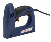 Agrafeuse électrique pour meubles - Capacité : 156 agrafes/90 pointes - Type d'agrafes : 53