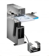 Agrafeuse professionnelle électrique - Capacité d'agrafage à plat : 40 feuilles