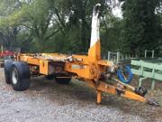 Agricaissons en occasion - 2 Modèles   -  Charge utile : 18 tonnes