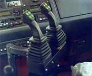 Ailerons équipement hydraulique - Hauteur d'écrêtage : 1.20 m