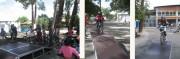 Aire de bmx - Pour l'initiation des jeunes aux BMX