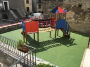 Aire de jeux pour les enfants - En plusieurs modèles