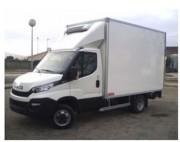 Aménagement camion frigorifique - Isolation par mousse de polyuréthane 40 kg m³