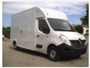 Aménagement camion magasin - Plancher : 80 mm - Conformité Isopenthane