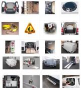 Aménagement de véhicules utilitaires - Aménagements meubles en ALU