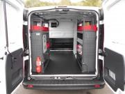 Aménagement et étagères pour fourgonnette Renault Trafic - 100% adaptés pour tous les utilitaires et les Trafics
