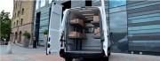 Aménagement étagères de véhicule utilitaire