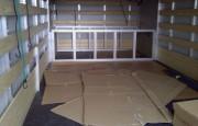 Aménagement fourgon utilitaire en profilés aluminium - Profilés aluminium, plaques bois, ...
