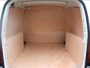 Aménagement intérieur pour véhicule utilitaire en bois - Antidérapant ou contreplaqué - Bois filmé