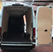 Aménagement interne à véhicule utilitaire - Agencement cabines   -  Agencement sièges
