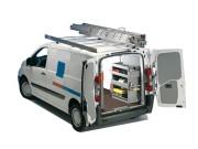 Aménagement métallique de véhicule utilitaire - Module métallique pour fourgons