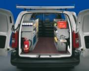 Aménagement Peugeot Partner - Equipement métallique pour Partner