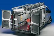 Aménagement Renault Trafic - Equipement métallique pour Trafic