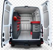 Aménagement utilitaire modulaire - Pour en faire un véhicule utilitaire pleinement fonctionnel