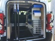Amenagement vehicule utilitaire métallique - Aménagement métallique