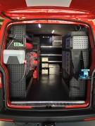 Aménagement véhicules utilitaires - Aménagement adapté au volulme du véhicule