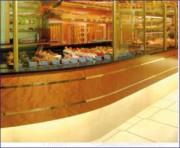 Aménagement vitrine Boulangerie - Pour boulangeries