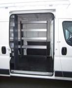 Ameublement aluminium ou acier pour Peugeot Bipper - En Aluminium ou Acier - Pour Peugeot Bipper