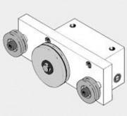Amortisseur radial RD 240 004 avec câble tendu - Référence 220 005