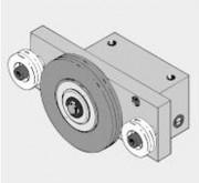 Amortisseur radial RD 240 012 pour amortissement continu - Référence 240 012
