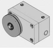 Amortisseur radial RD pour amortissement continu avec une poulie - Référence 240 013