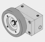 Amortisseur radial RD pour amortissement continu avec une roue contact - Référence 240 022
