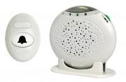 Amplificateur de sonnerie - Portée : environ 30m entre la base et la sonnette