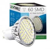 Ampoule led GU10 - Consommation en watt : 4.5W - Équivaut à : 50W