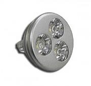 Ampoule led mr16 - Puissance (W) : De 3 x 1 à 8