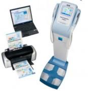 Analyseur corporel multi fréquence - Portée : 270 kg - Système de mesure: Multifréquence - Méthode BIA