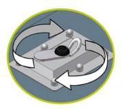 Ancrage antichute dissipateur - Avec dissipateur d'énergie