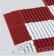 Angle de caillebotis industrie dalles rigides - 61902