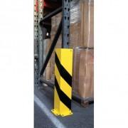 Angle de protection en tôle peint - Hauteur : 800 mm