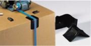 Angle de protection plastique - Dimensions (mm) : 25x25 - 40x40